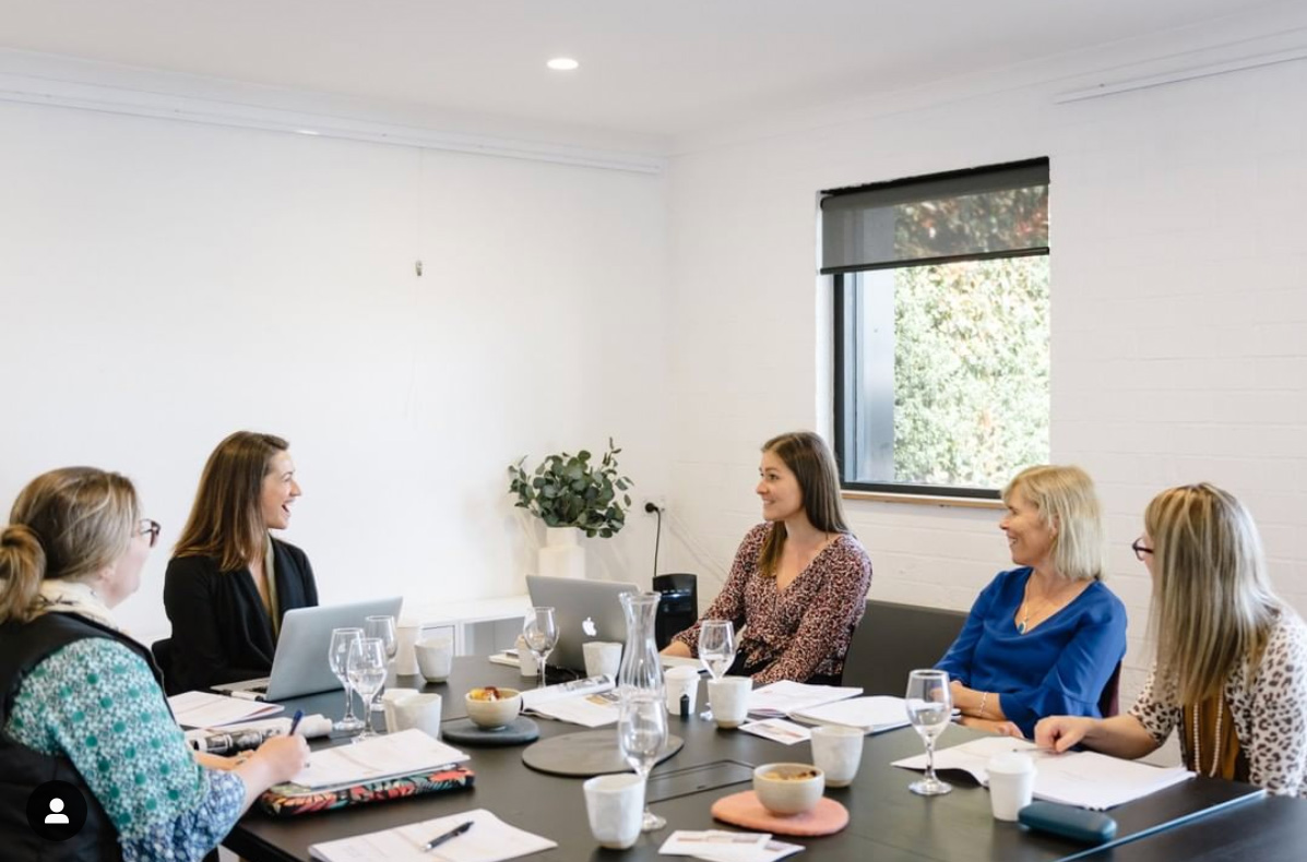 group business coaching mornington